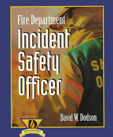 9780766803626: Fire Department Incident Safety Officer