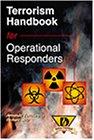 9780766804753: Terrorism Handbook for Operational Responders