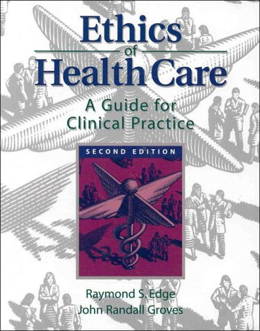 9780766805187: The Ethics of Health Care