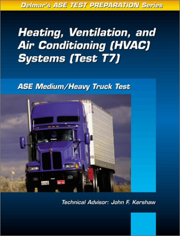Medium/Heavy Truck Test: Heating, Ventilation and Air Conditioning (Hvac) Systems (Test T7) (...