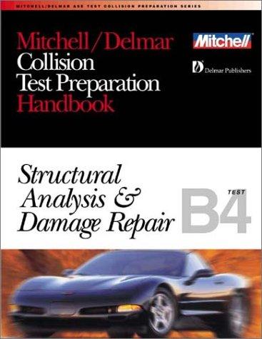 9780766805699: Mitchell/Delmar Collision Test Preparation Handbook (Ase Test Prep Series)