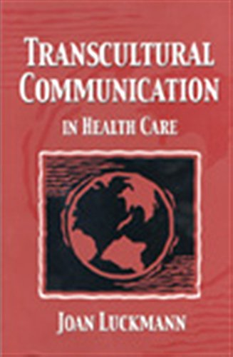 9780766805934: Transcultural Communication in Health Care