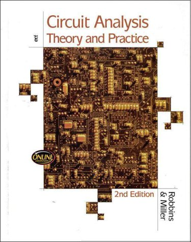 9780766806269: Circuit Analysis: Theory & Practice