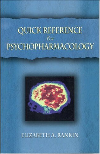 9780766806313: Quick Reference for Psychopharmacology