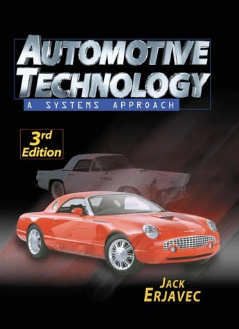 9780766806733: Automotive Technology: A Systems Approach