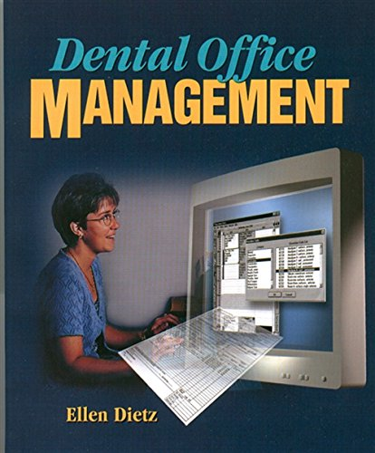 Stock image for Dental Office Management for sale by Your Online Bookstore