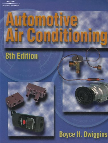 9780766807884: Automotive Air Conditioning