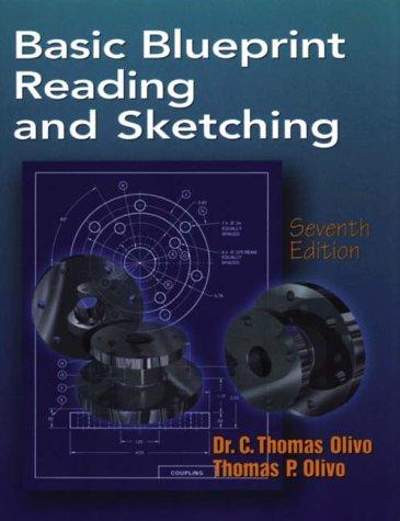 9780766808416: Basic Blueprint Reading and Sketching