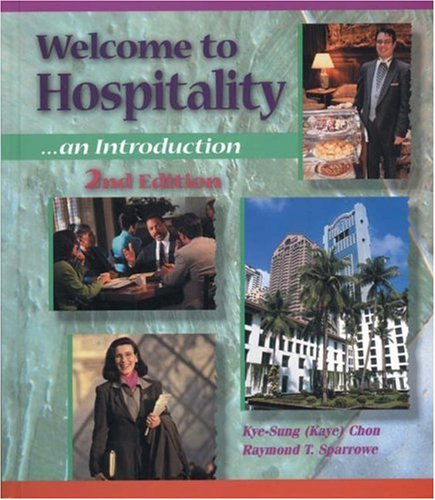 9780766808508: Welcome to Hospitality: An Introduction