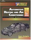 9780766809345: Today's Technician: Automotive Heating & AC Class/Shop Manual