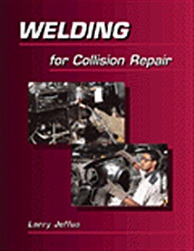 Welding for Collision Repair: Larry Jeffus