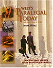 9780766810099: West Paralegal Today: Legal Team at Work