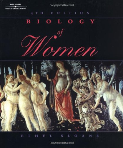 9780766811423: Biology of Women