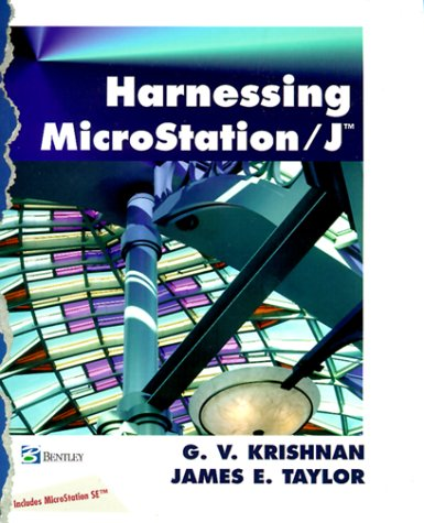 9780766812482: Harnessing MicroStation J