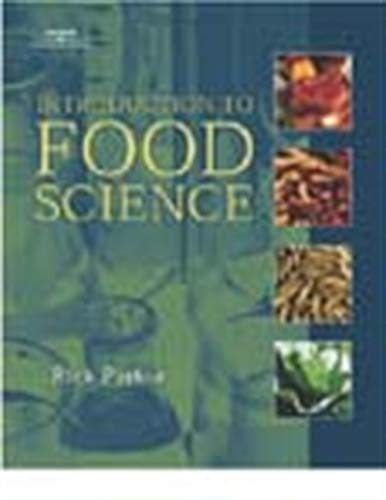 introduction to food science rick parker pdf