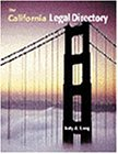 9780766813397: The California Legal Directory