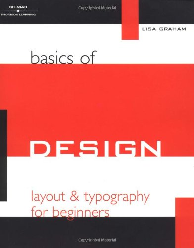 9780766813625: Basics of Design: Layout and Typography for Beginners