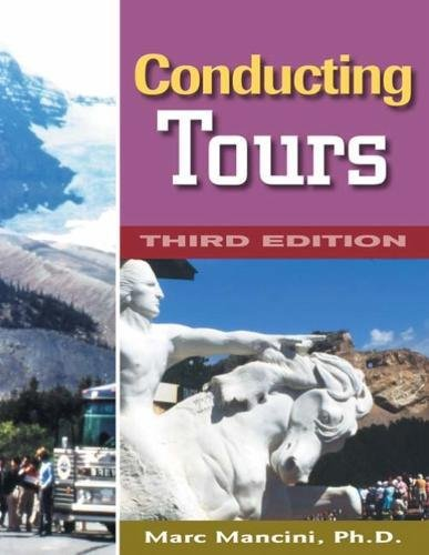 9780766814196: Conducting Tours: 3rd Edition