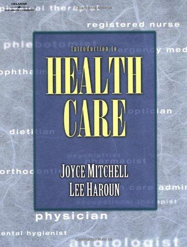 Introduction to Health Care: Lee Haroun, Joyce