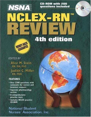 9780766814431: Delmar's NCLEX-RN Review (NSNA'S NCLEX RN REVIEW)