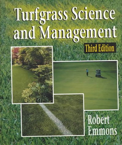 9780766815513: Turfgrass Science and Management
