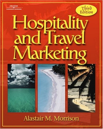 9780766816053: Hospitality and Travel Marketing