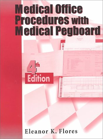9780766816466: Medical Office Procedures for Medical Pegboard (Book and Forms set)