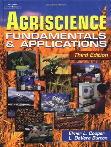 9780766816640: Agriscience: Fundamentals and Applications