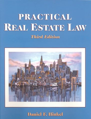 9780766816831: Practical Real Estate Law