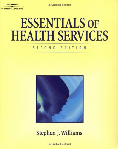 9780766818859: Essentials of Health Services