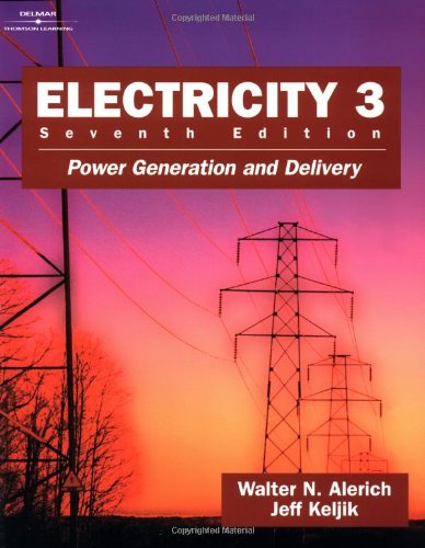 9780766818972: Electricity 3: Power Generation and Delivery (v. 3)