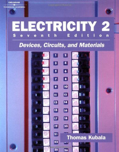 9780766819191: Electricity 2: Devices, Circuits and Materials