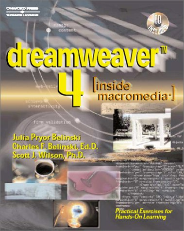 Dreamweaver 4: Inside Macromedia: Belinski, Julia Pryor;
