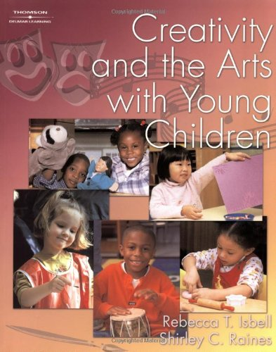 9780766820333: Creativity and the Arts with Young Children