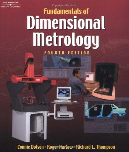 9780766820715: Fundamentals of Dimensional Metrology