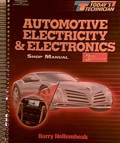 9780766821026: Automotive Electricity and Electronics
