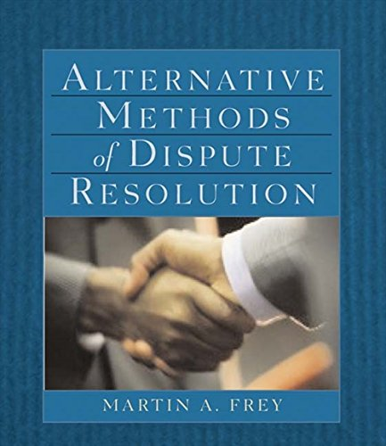 alternative dispute resolution methods in sri Mediation in sri lanka: its efficacy in abstract — alternative dispute resolution methods inter mediation in the field of dispute resolution in sri lanka.