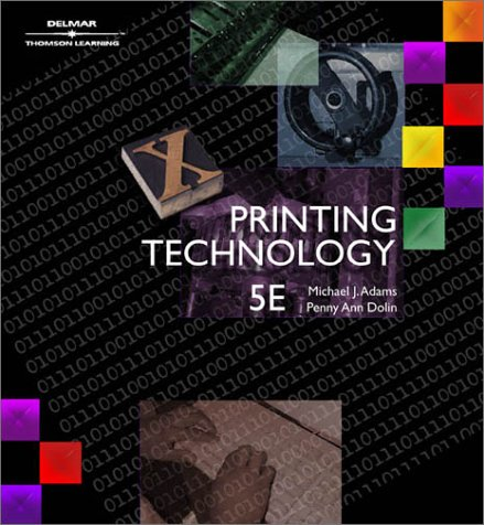 9780766822320: Printing Technology (Design Concepts)