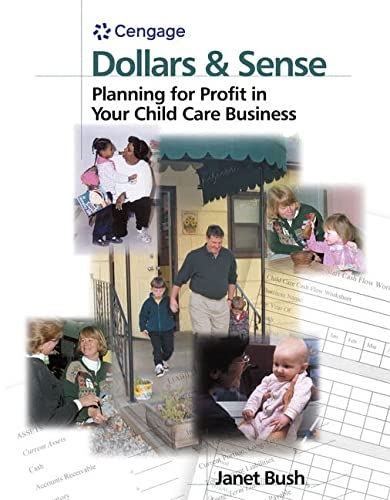 9780766822368: Dollars & Sense: Planning for Profit in Your Child Care Business