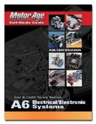 9780766822436: Chilton's Electrical/Electronic Systems: Test A6 (Ase Test Preperation Series)