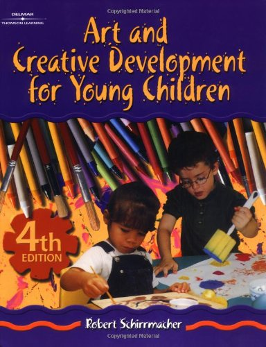 9780766824089: Art & Creative Development for Young Children