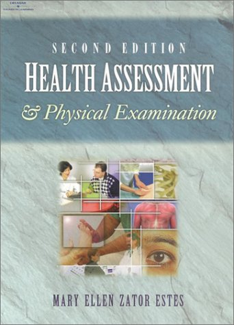 9780766824102: Health Assessment & Physical Examination