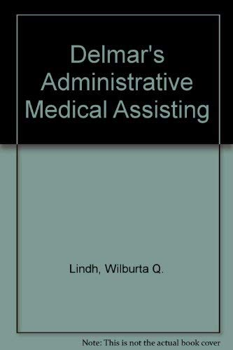 9780766824249: Delmar's Administrative Medical Assisting