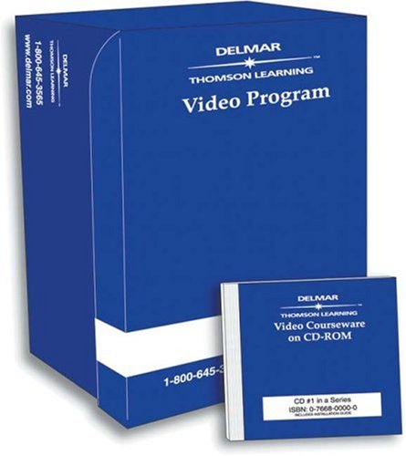 Delmar's Medium/Heavy Duty Truck ASE Test Prep Video Series: Set #1, Tape #4: L2 Part2 (9780766824621) by Thomson Delmar Learning
