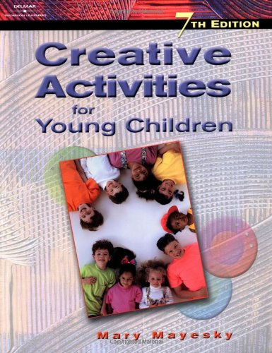 9780766825215: Creative Activities for Young Children