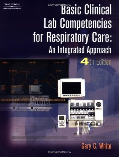 9780766825321: Basic Clinical Lab Competencies for Respiratory Care
