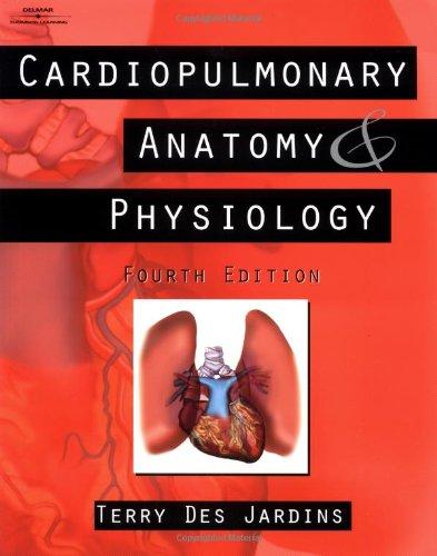 9780766825338: Cardiopulmonary Anatomy & Physiology: Essentials for ...