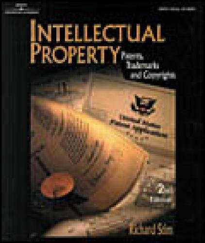 9780766826656: Intellectual Property: Patents, Trademarks, and Copyrights