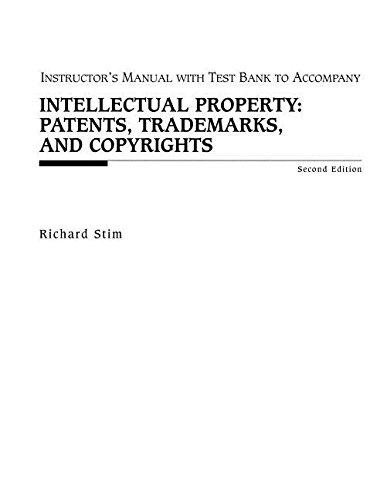 9780766826663: Iml-Intellectual Property 2e