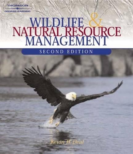 9780766826816: Wildlife & Natural Resource Management
